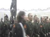 Принятие Военной Присяги 154 ОКП