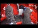 Reto Meisel, Mercedes Benz 190E EVO II ex-DTM, full onboard from Hillclimb La Roche - La Berra